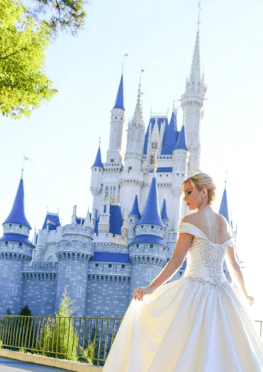 Royal Wedding Disney World