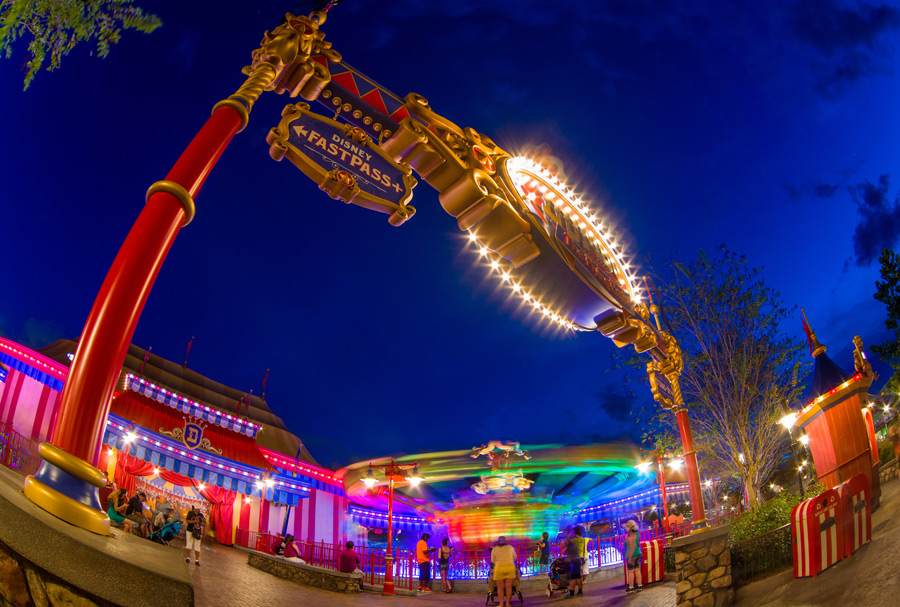 What is Disney After Hours at the Magic Kingdom?