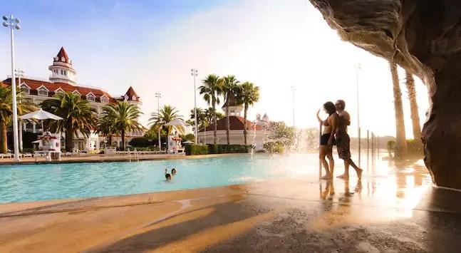 Disney World on Property