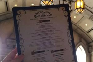 Top 8 Disney World Theme Park Restaurants