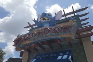 save money Disney World souvenir shopping