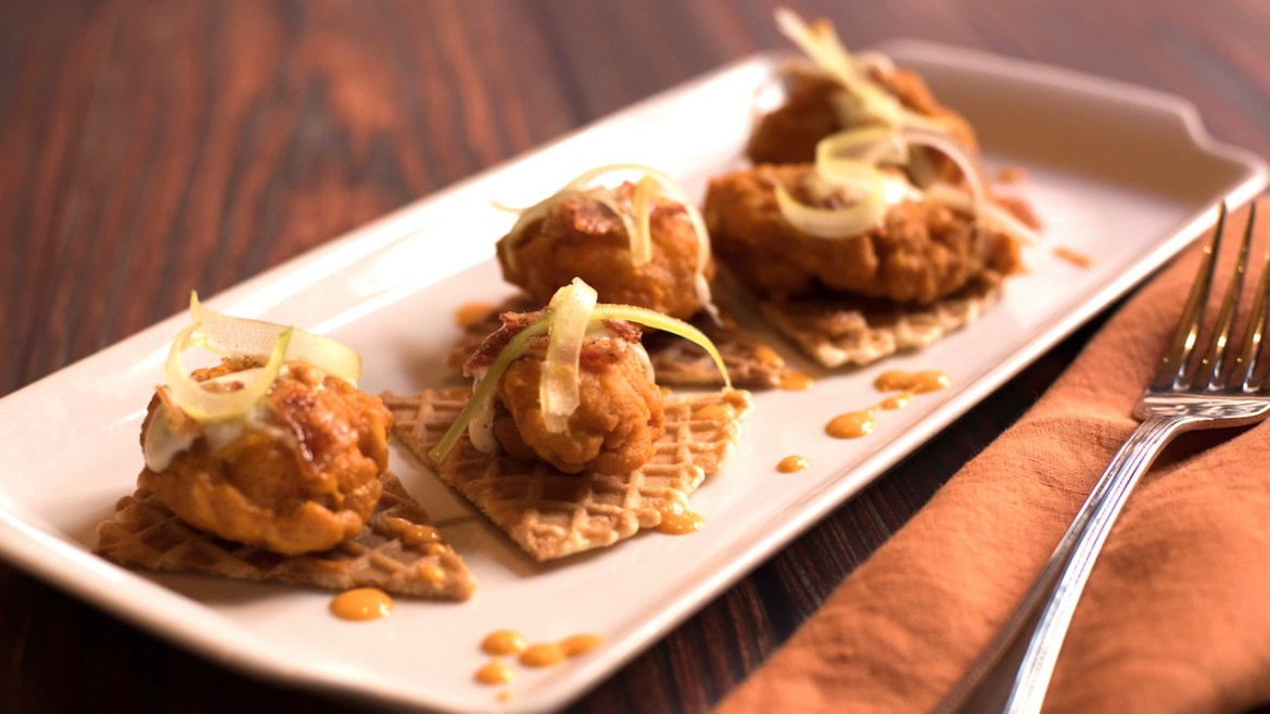 5 Delicious New Menu Items at Scat Cat's Club at Port Orleans French Quarter