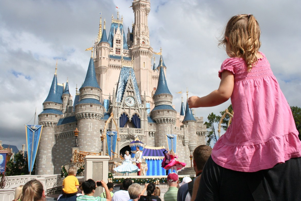What's The Right Age For Your Little One's First Disney World Trip?