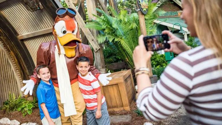 Top 4 Reasons We Love Donald's Dino Bash at Animal Kingdom