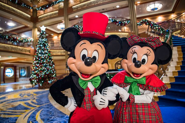 Holiday Cruises are Returning to Disney Cruise Line in 2022