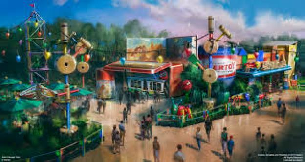 Toy Story Land Preschool