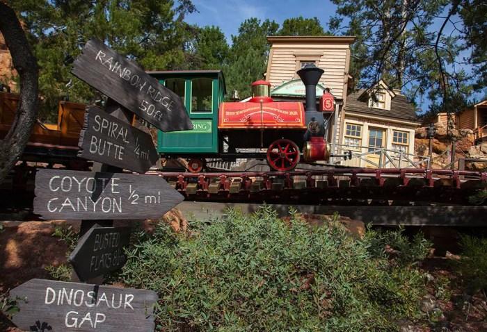 Disneyland Refurbishments