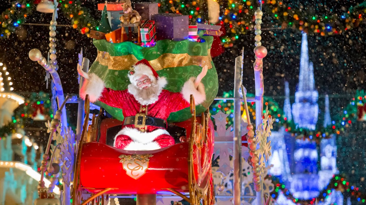 Is Disney World Offering Any Discounts During the Holiday Season?