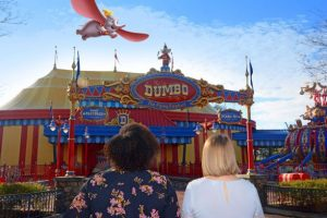 Dumbo Magic Shot