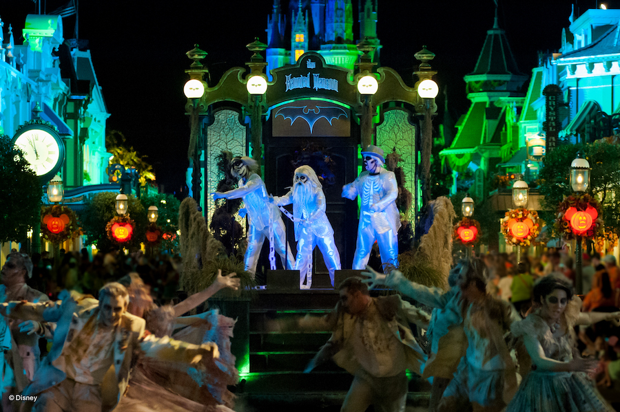 Everything You Need To Know About Mickey's Not-So-Scary Halloween Party