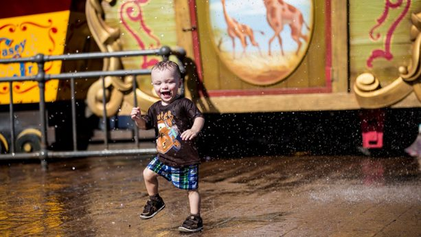 5 Tips For a Visiting Walt Disney World With Tiny Tots