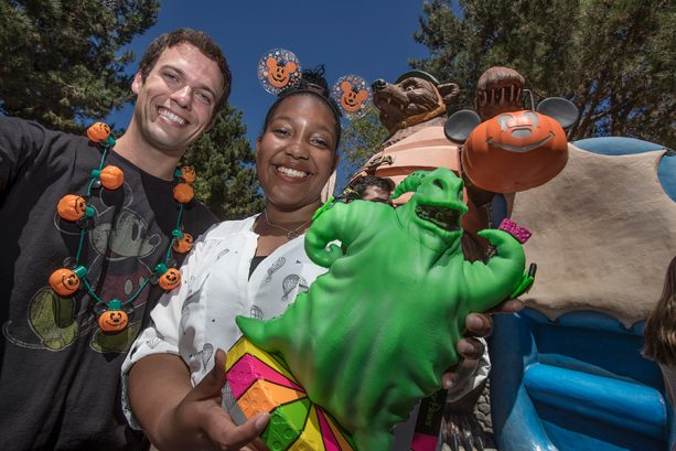 13 Seasonal Shots You'll Want to Be Sure to Capture During Your Halloween Disneyland Visit