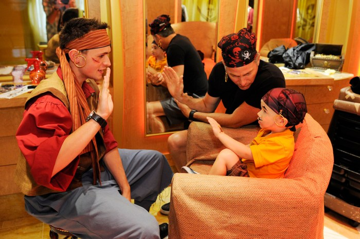 Disney Cruise Line Pirate