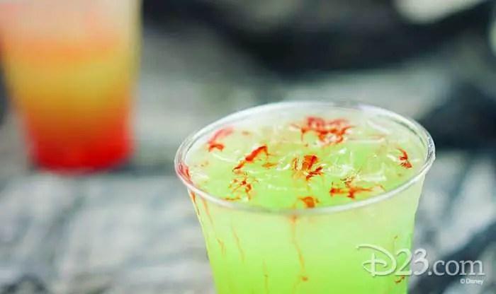 Green Apple Spell Lemonade