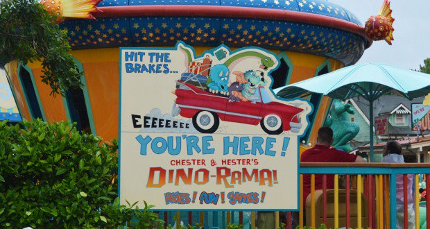 How Dinoland USA's Backstory Changed My Mind About the Area 8