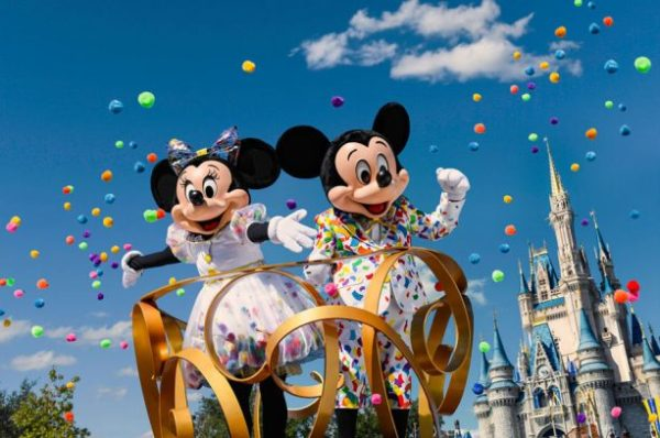 Celebrate Mickey and Minnie in 2019 at Disney Parks and Cruises