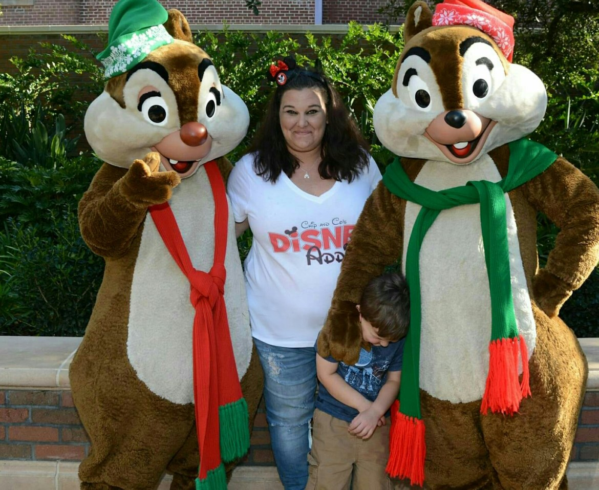 Solo Parenting at Disney World