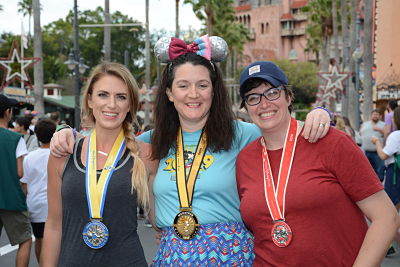 First RunDisney Race