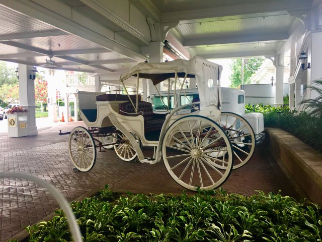Grand Floridian Carriage
