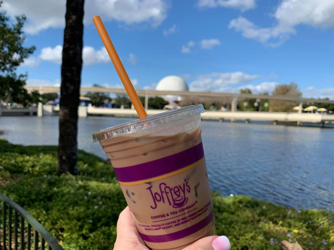 Where Can I Find Joffrey's, Disney's Signature Coffee?