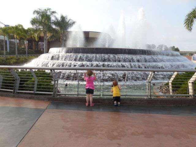 Exploring EPCOT with Toddlers 8