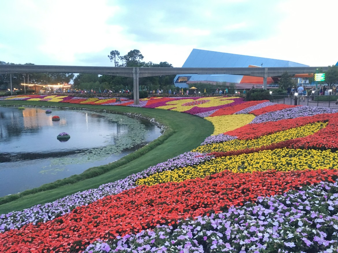 New Concert Experience is coming to Epcot's Flower & Garden Festival