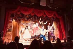 Hoop dee doo performers