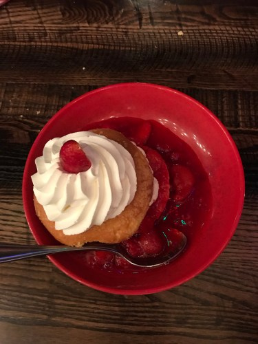 Hoop dee doo strawberry shortcake
