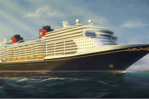 First Look at Disney's Newest Ship