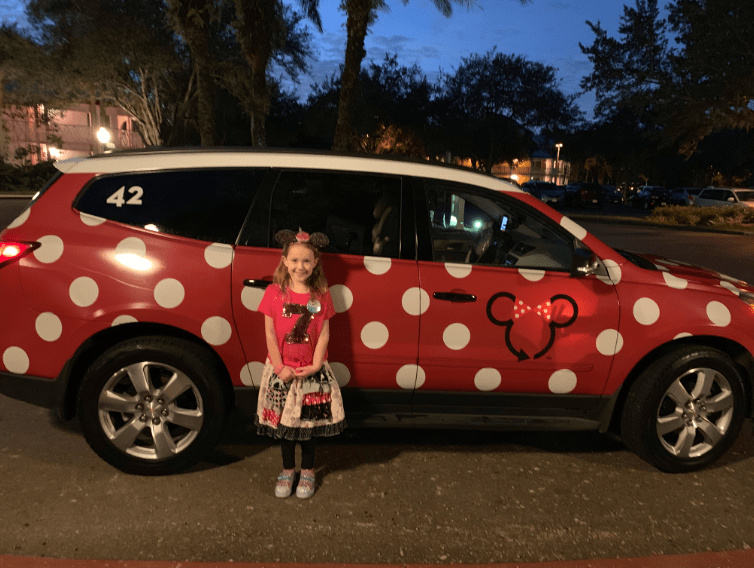 Celebrating a Birthday at Walt Disney World Resort