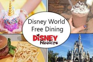Free dining discount