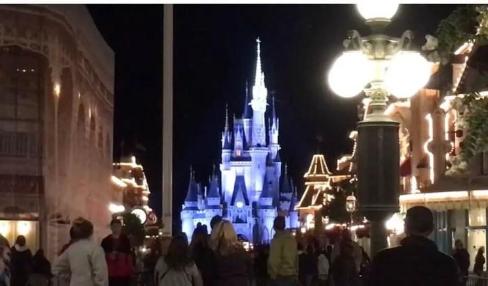 Cinderella Castle Main Street