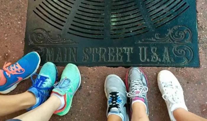 Main Street USA shoes