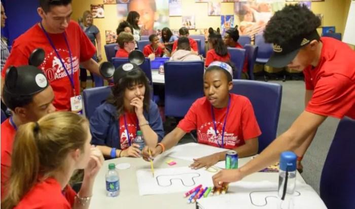 Disney Youth Leadership