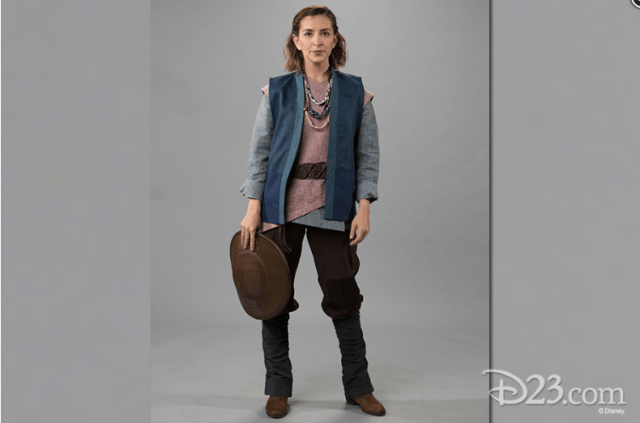 Star War Land Cast members Costumes 3