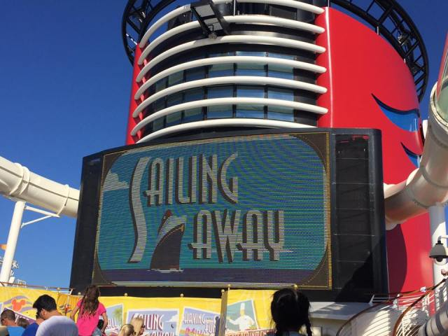 Disney Cruise Line Check-In & Arrival at Port Canaveral 6