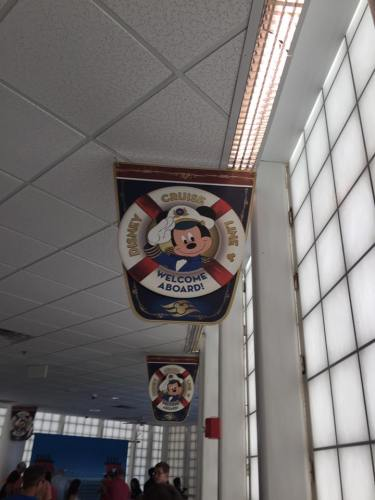 How do I get from the airport or Disney to Port Canaveral? 3