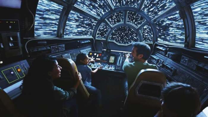 Star Wars: Galaxy's Edge Open Dates Announced 1