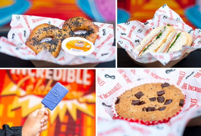 What's New to Eat at the Disney Parks in March 2019