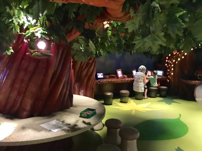 DCL Pixie Hollow