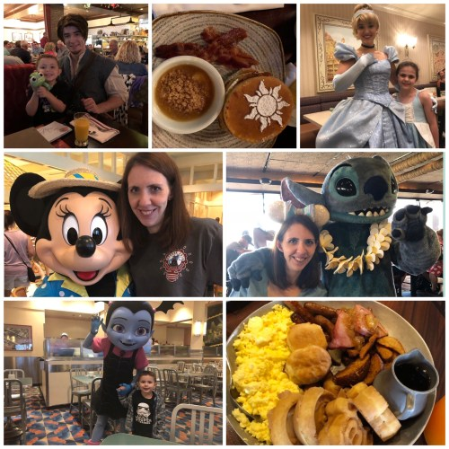 What are the Best One Credit Table Service Meals at Walt Disney World? 1