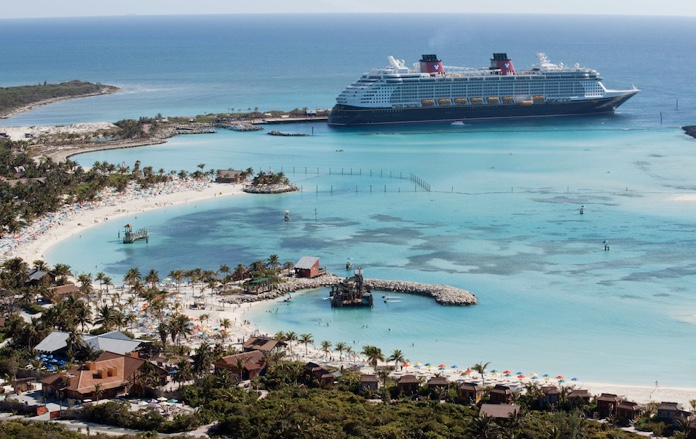 Enjoy Two Stops at Castaway Cay This Summer on Select Disney Cruise Line Sailings