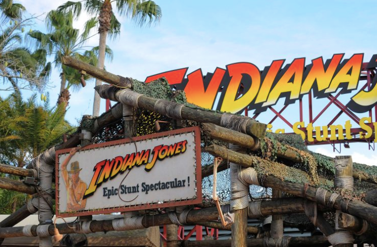 5 Fun Facts about Indiana Jones Epic Stunt Spectacular! on the Anniversary of the Show's Opening