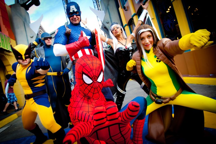Must-Do Activities on Marvel Superhero Island at Islands of Adventure