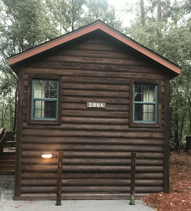 Fort Wilderness Cabins & Campground Review Podcast