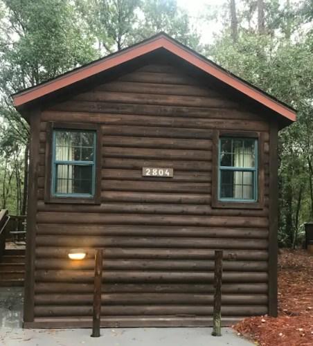 Cabins at Disney's Fort Wilderness Resort