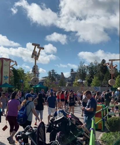 Visit Disney World Before Galaxy's Edge Opens