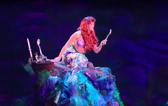 Ariel Voyage of the Little Mermaid