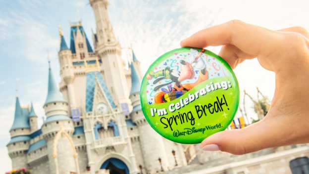 Top Spots for Spring Break Photos at Disney World