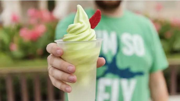 Frozen Treats to Help Beat the Heat at Walt Disney World 2